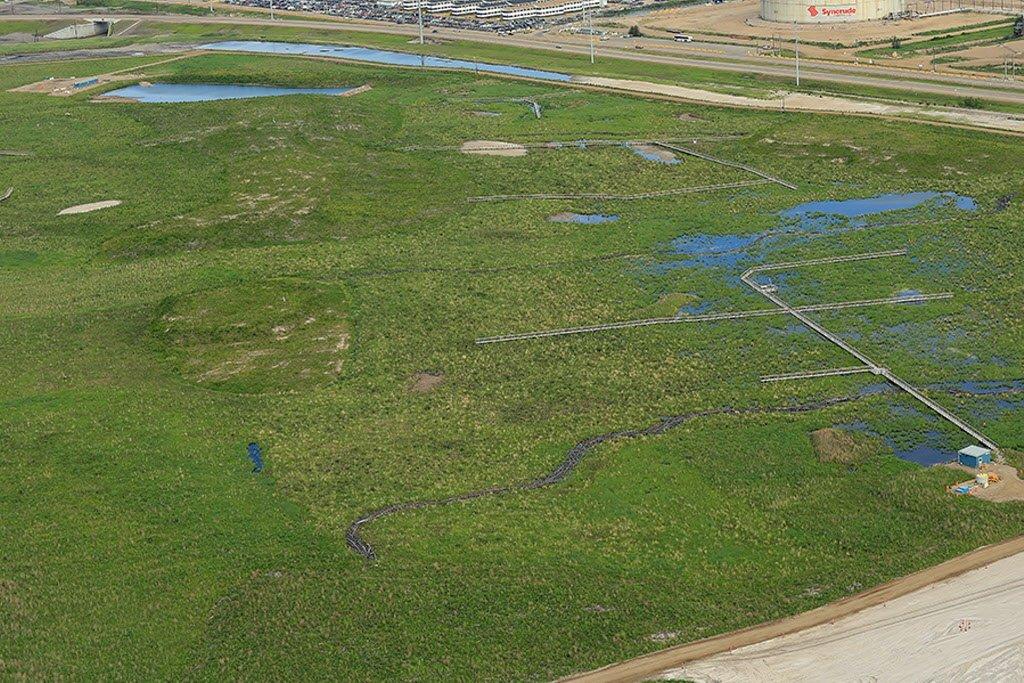 Sandhill Fen - Reclaimed Oil Sands Site