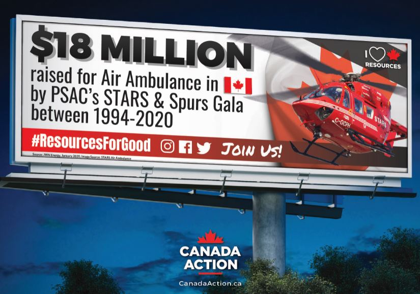 Image: Canadian Resource Companies Helping STARS Ambulance Stay in the Sky