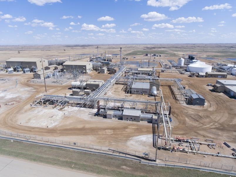Whitecap Resources - Weyburn CCS Unit