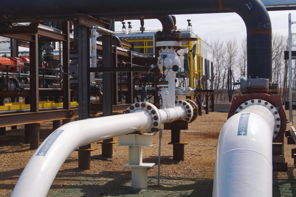 Alberta Carbon Trunk Line Reaches 1 Millionth Milestone