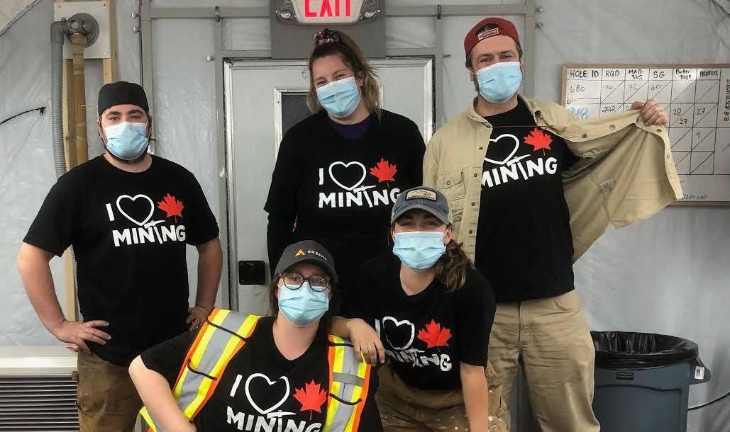 i love canadian mining