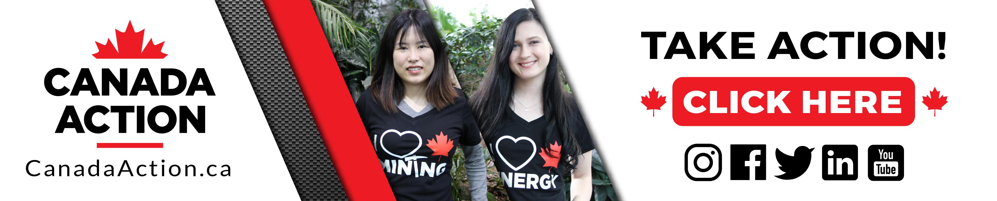 i love Canadian mining banner