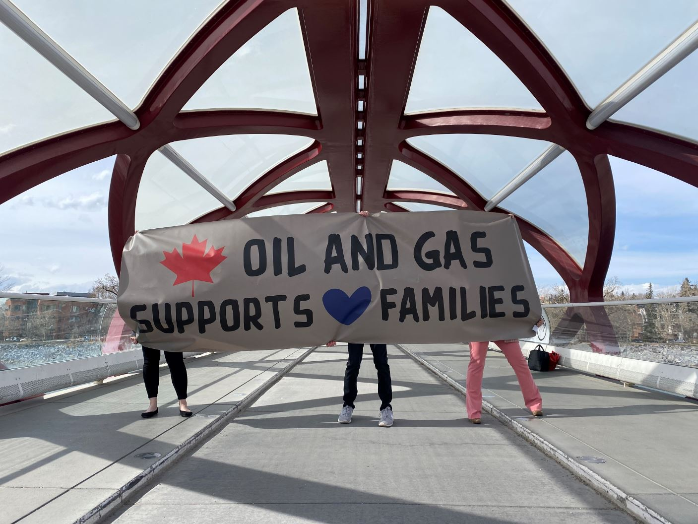 i love canadian oil and gas families