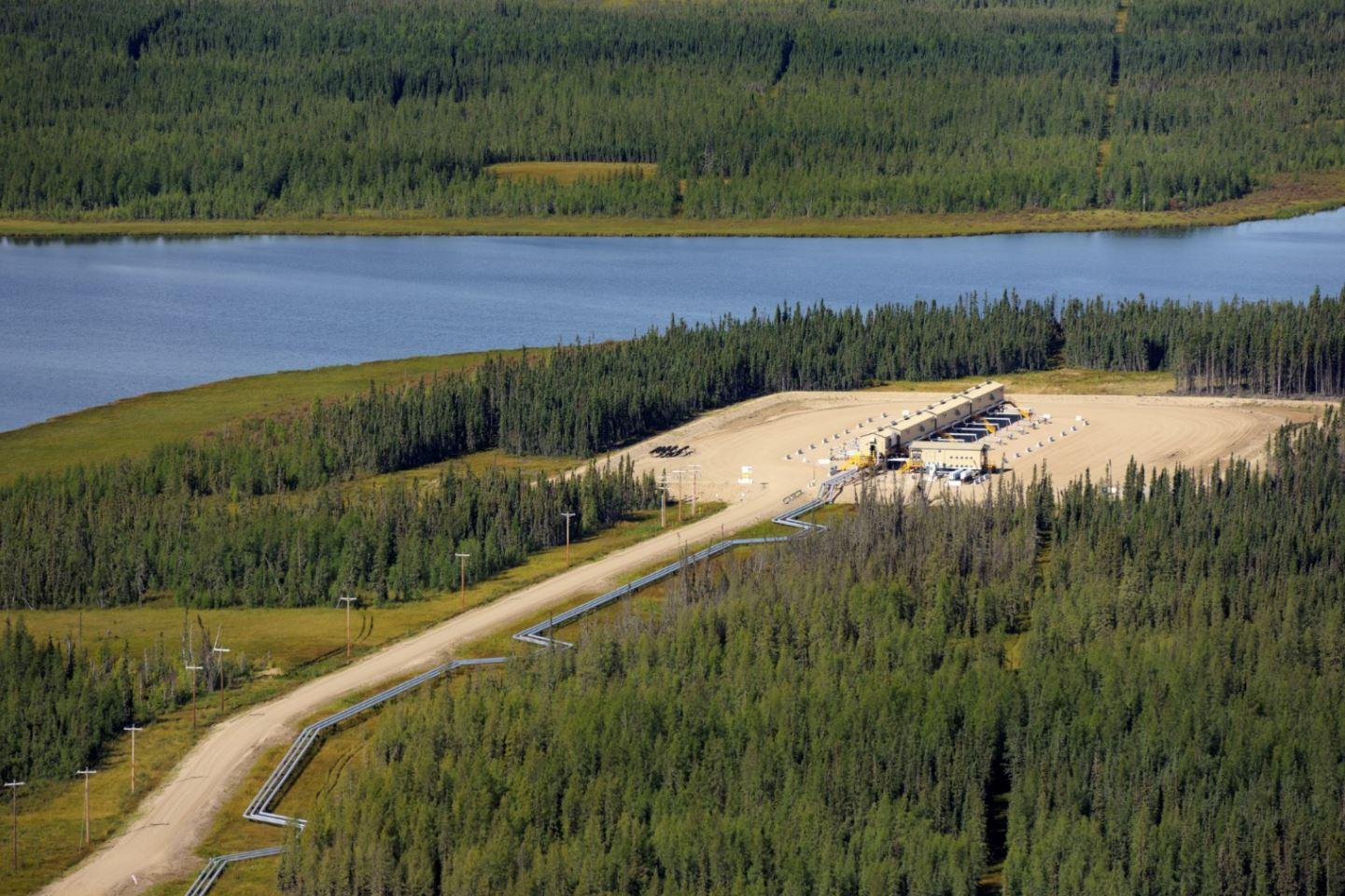 Cenovus SAGD - Oil Sands Pathways to Net-Zero Initiative