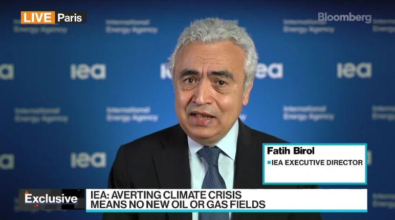 Image: Global Oil Demand to Return Sooner Than Thought: IEA