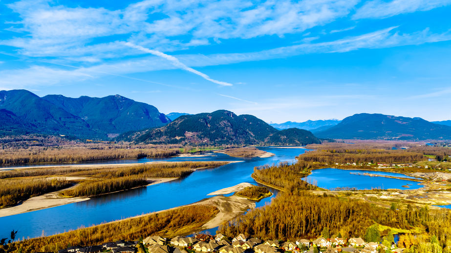 fraser river fraser valley BC