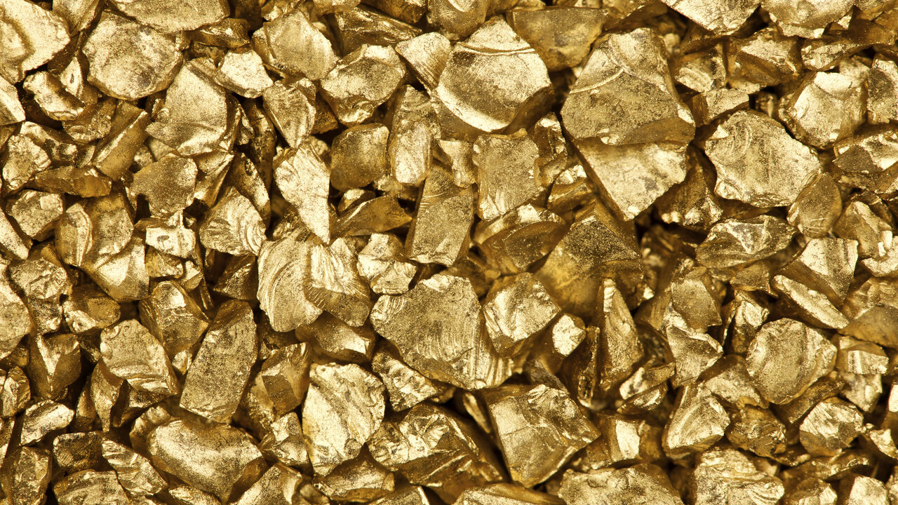 gold facts canada