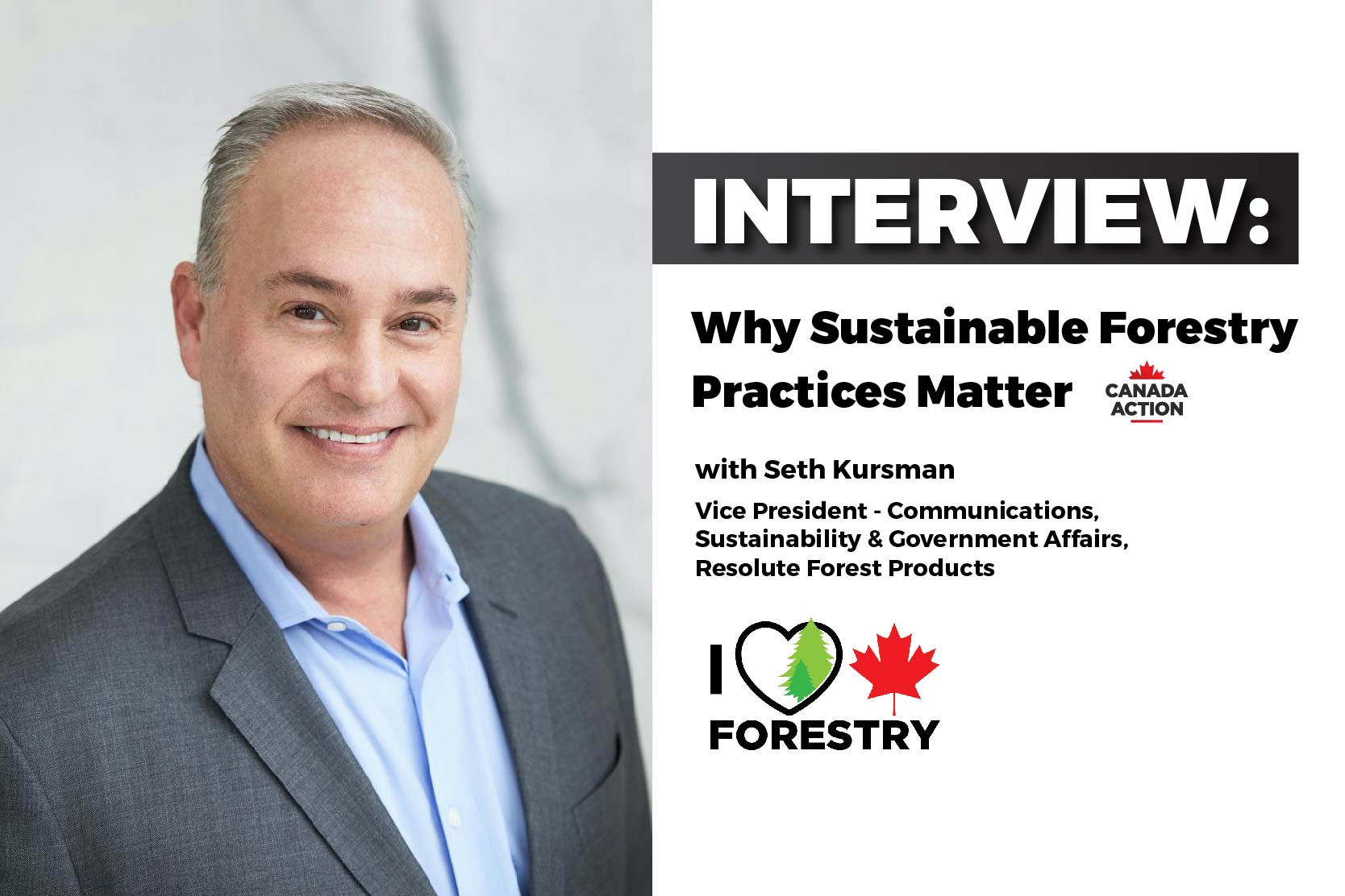 Why Sustainable Forestry Practices Matter - Interview