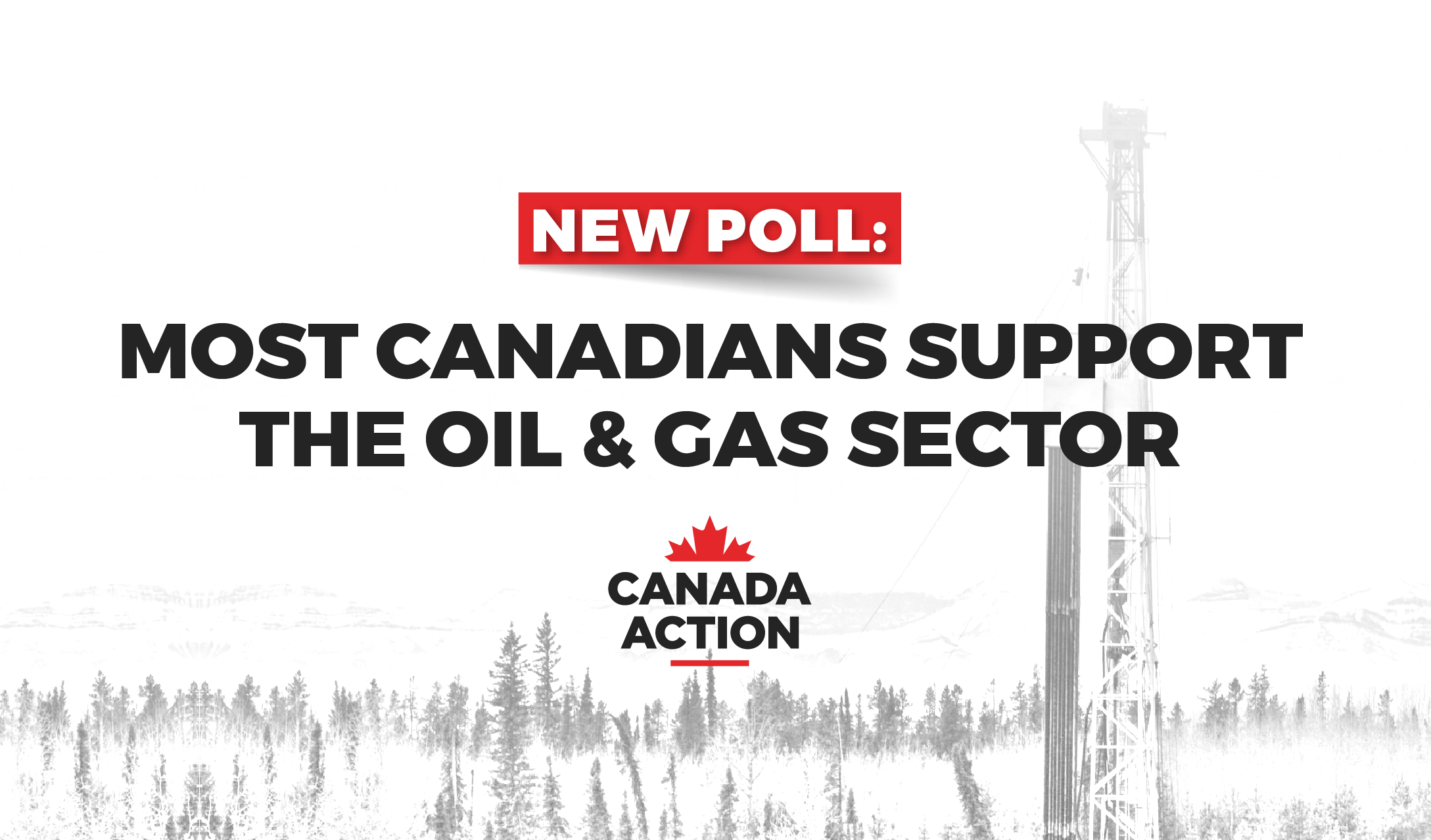 Image: A Majority of Canadians 'Agree' that Canada Should Be a Preferred Global Supplier of Energy: POLL