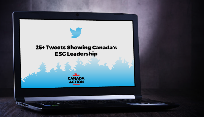 Image: 25+ Tweets Showing Why Canada's Natural Resource Producers Should Be 'Go-To' Suppliers