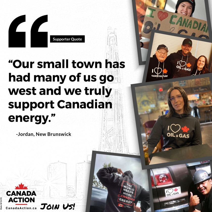 just transition supporter quote for canadian energy 1