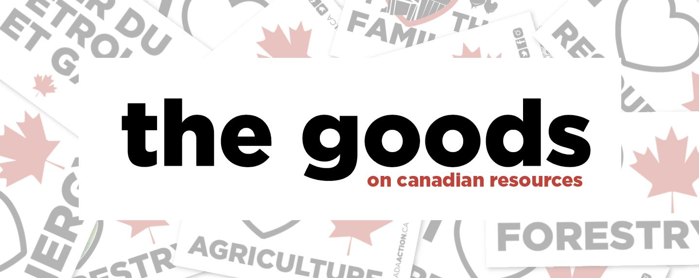 Supporting Canadian resources makes environmental sense