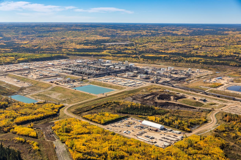 advancing clean tech oil sands COSIA SAGD Alberta Canada