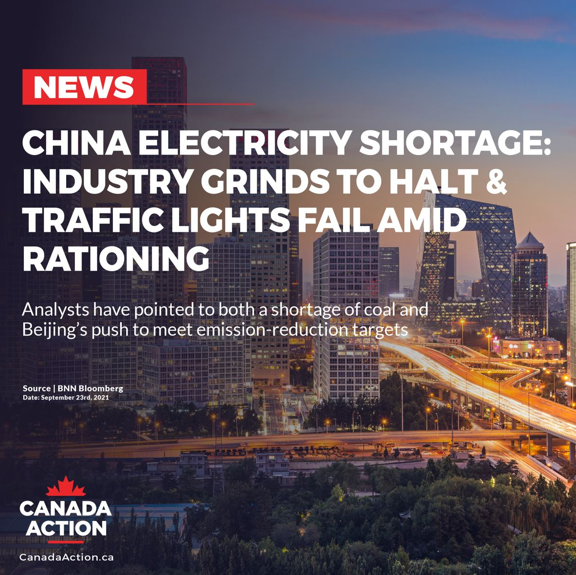 global energy shortage in 2021 lessons learned
