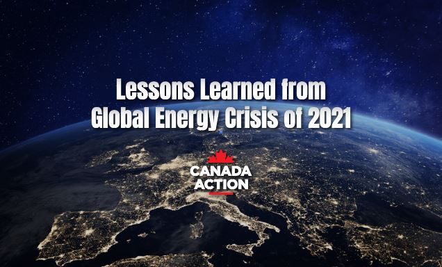 Global Energy Crisis in 2021: What Can We Learn?