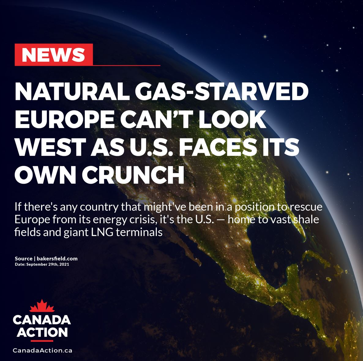natural gas starved europe global energy crisis