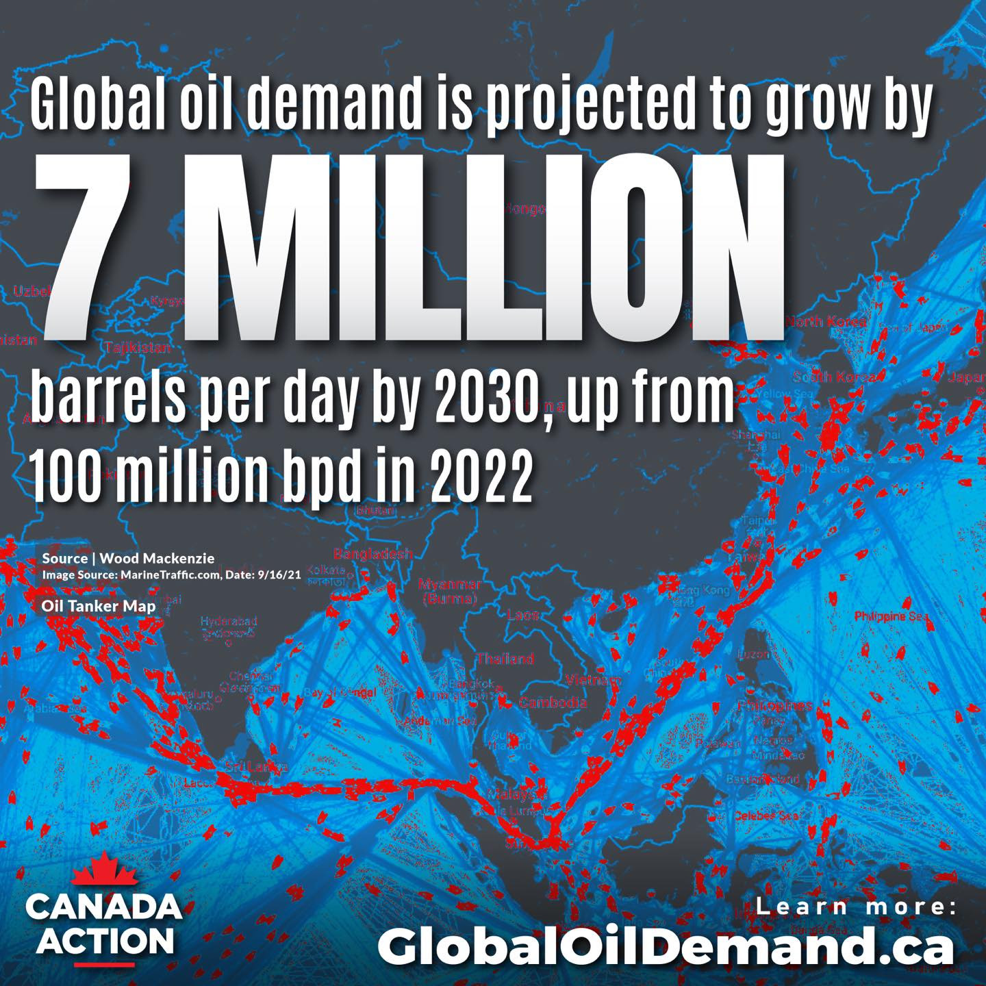 global oil and gas demand Wood Mackenzie projection 2021