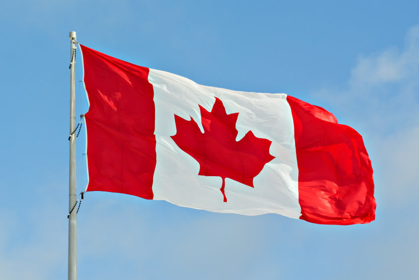 Canada Action - canadian flag newsletter october 2021