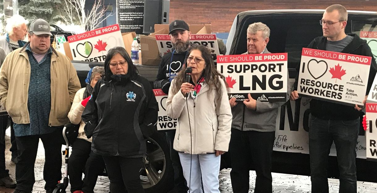 Image: 20 Quotes from First Nations Who Support Coastal GasLink