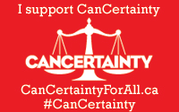 I Support CanCertainty