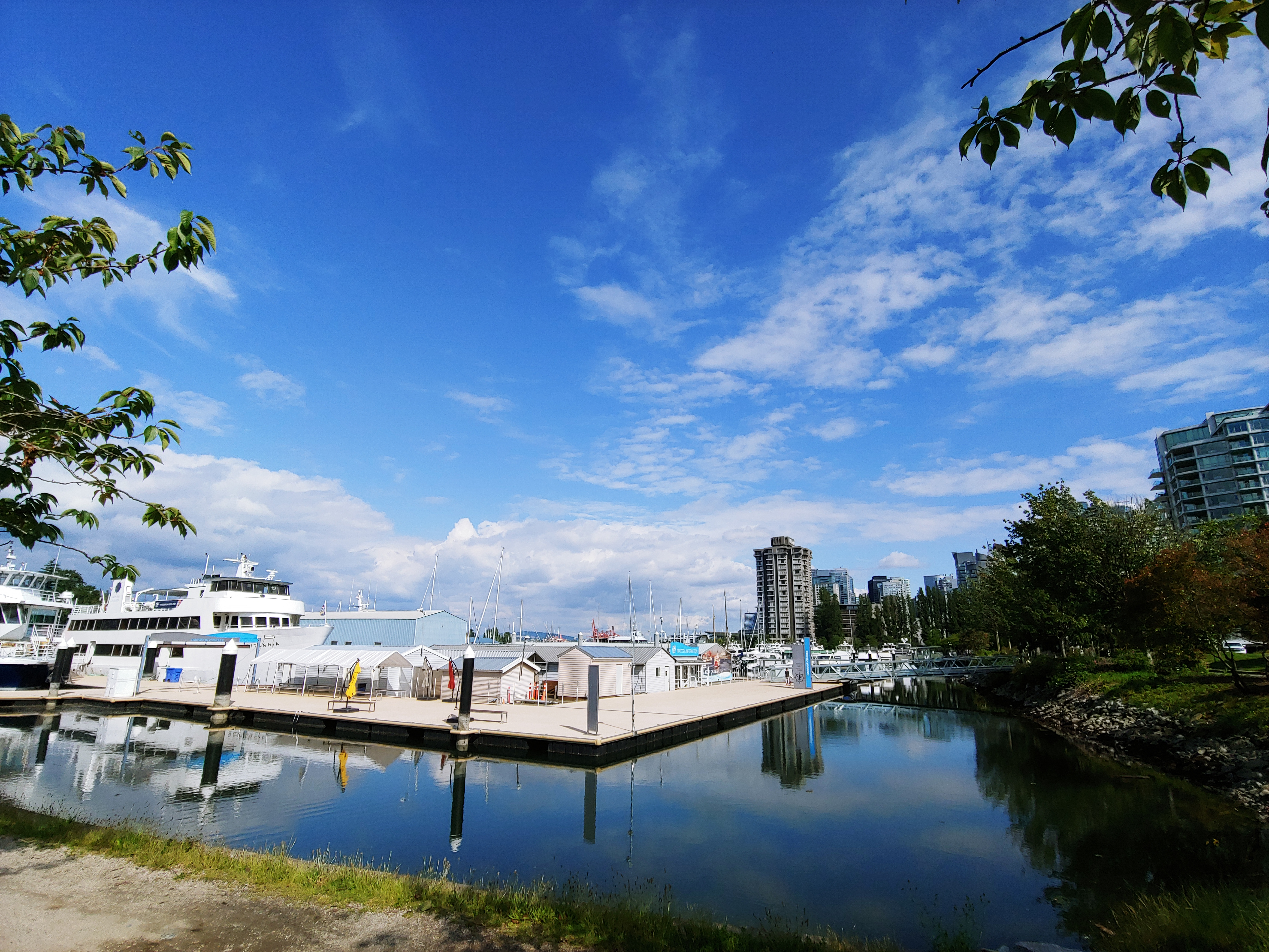 Devonian Harbour Park
