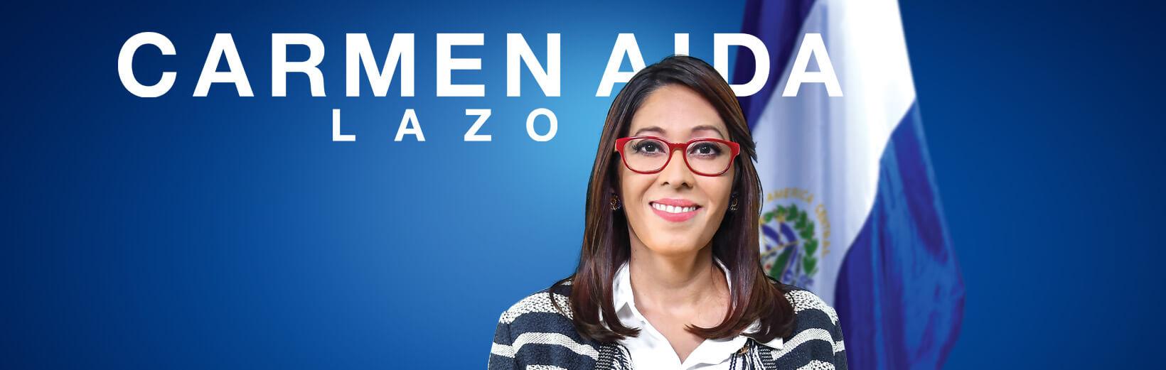 Carmen Aída Lazo Vicepresidenta