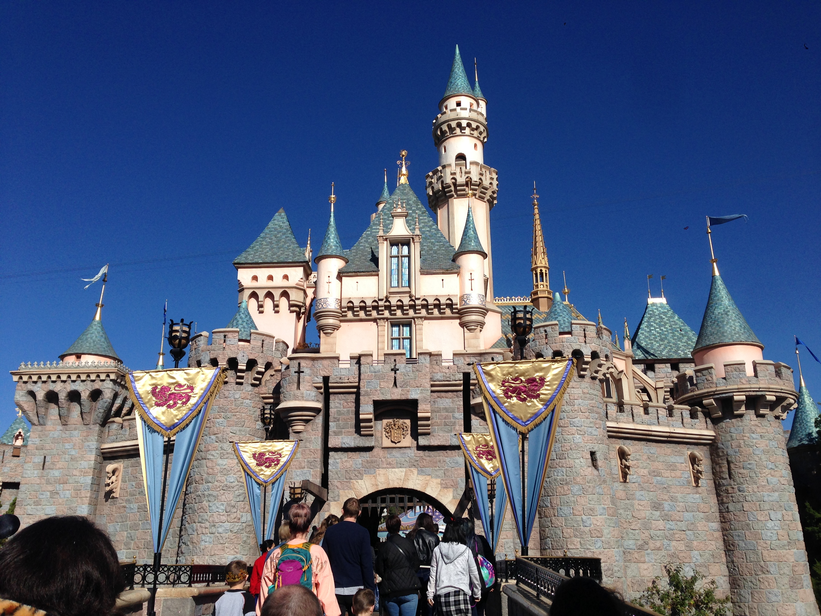PROP-15: You shouldn't pay more in property taxes for your castle than Disney pays for theirs.