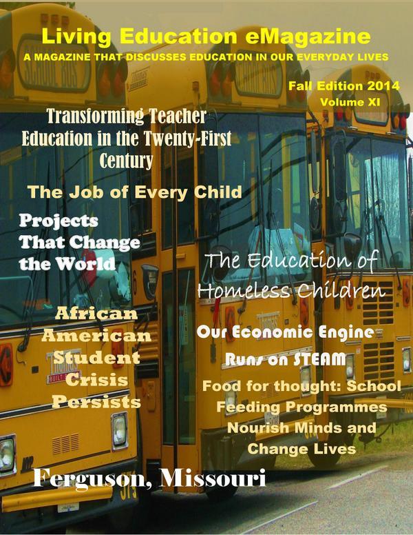 Living Education eMagazine