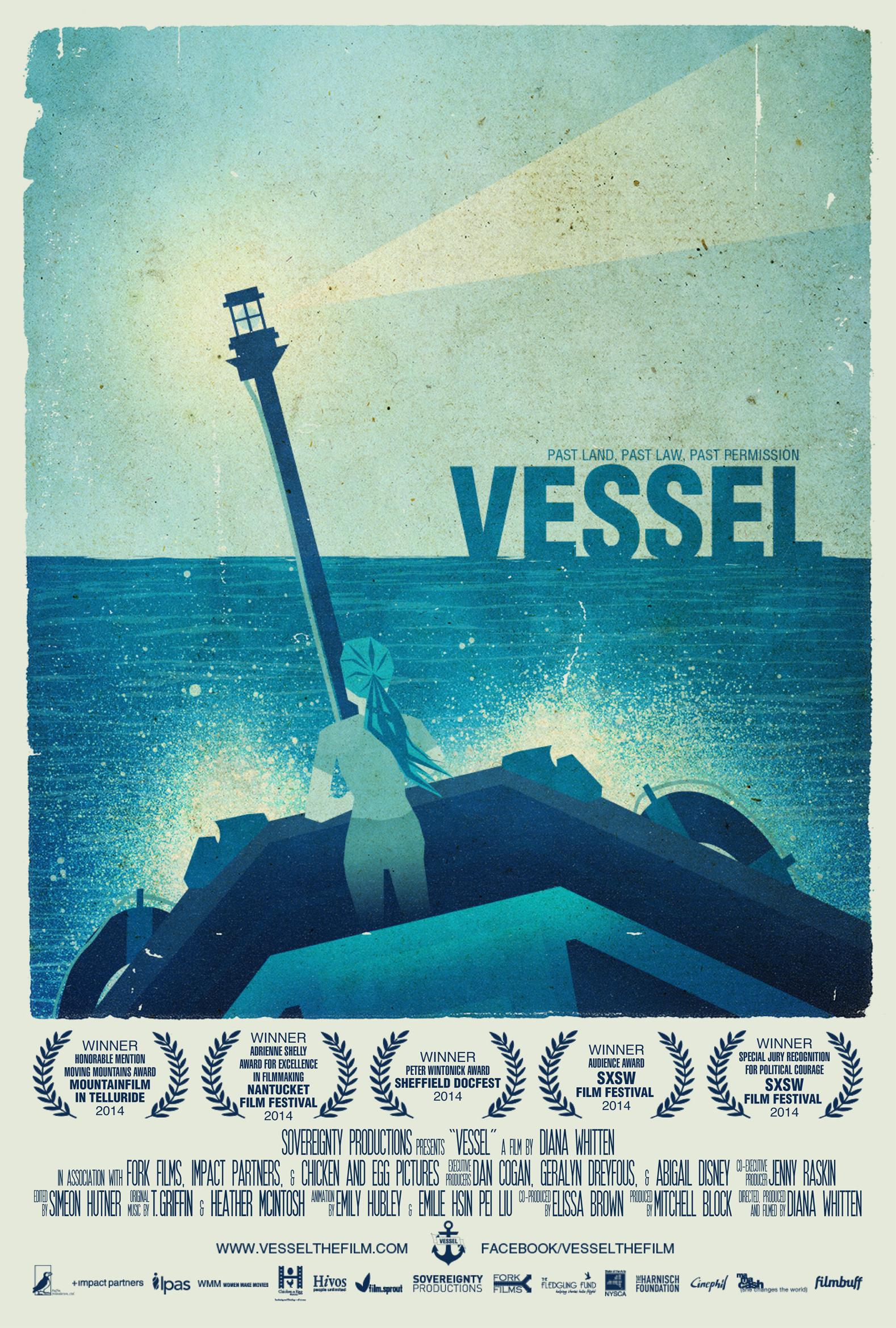 Vessel film poster