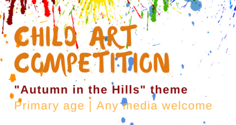 Children's Art Competition - Belair Autumn Market