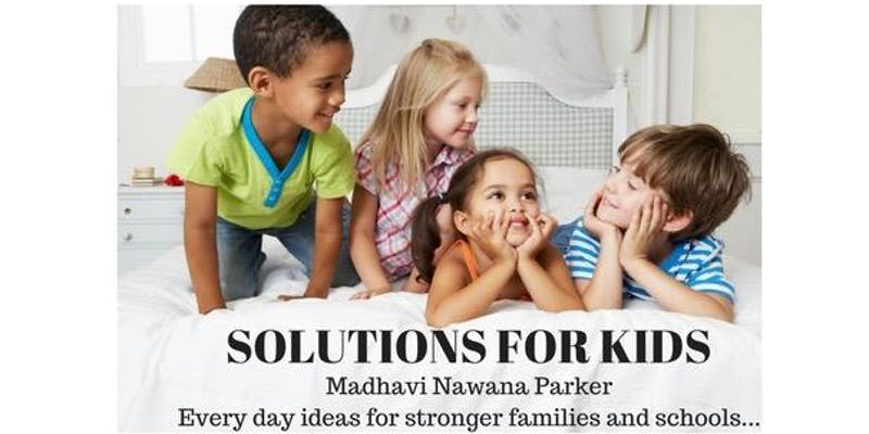 Solutions For Kids - Building Resilience