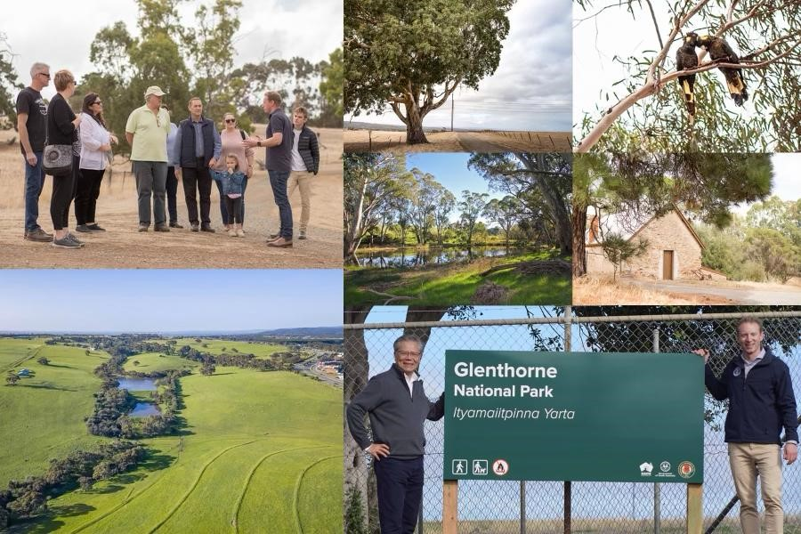 Explore Adelaide's newest national park with a guided tour