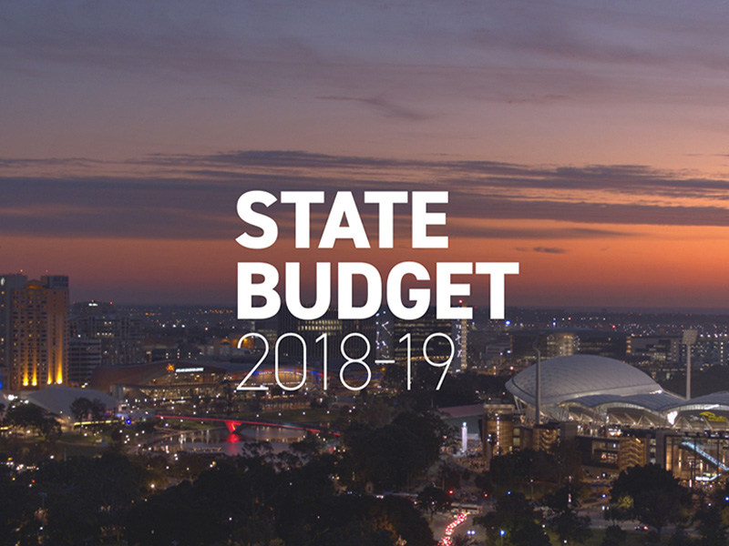 Your State Budget Update