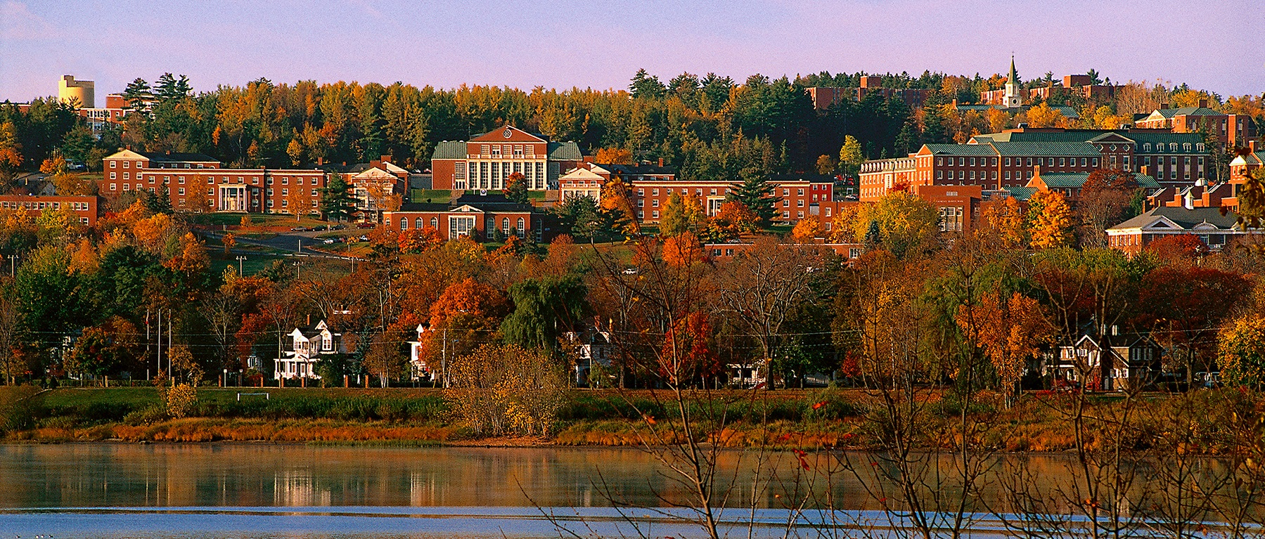 University of New Brunswick buildings