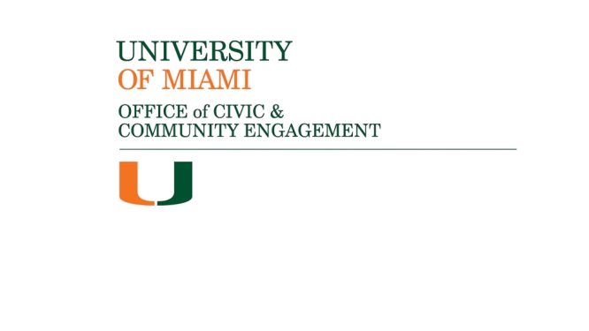 University of Miami Office of Civic & Community Engagement