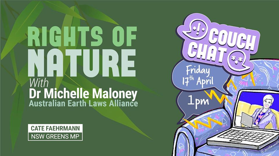 Rights of Nature with Dr Michelle Maloney