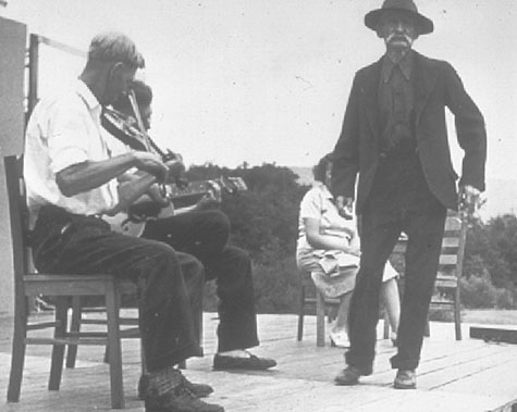 Catskill Mountain Folk Fest 1944