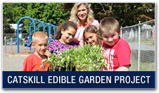 Catskill Edible Garden Project