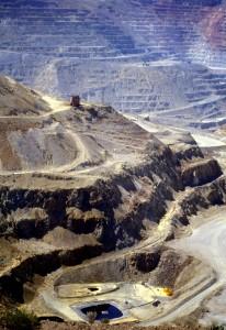 Climatekeeper - open pit mine