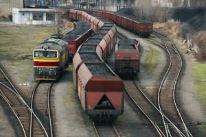 Coal Freight Train