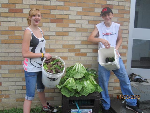 Roscoe Garden Harvest