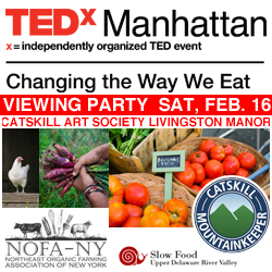 TedX Viewing Party ad