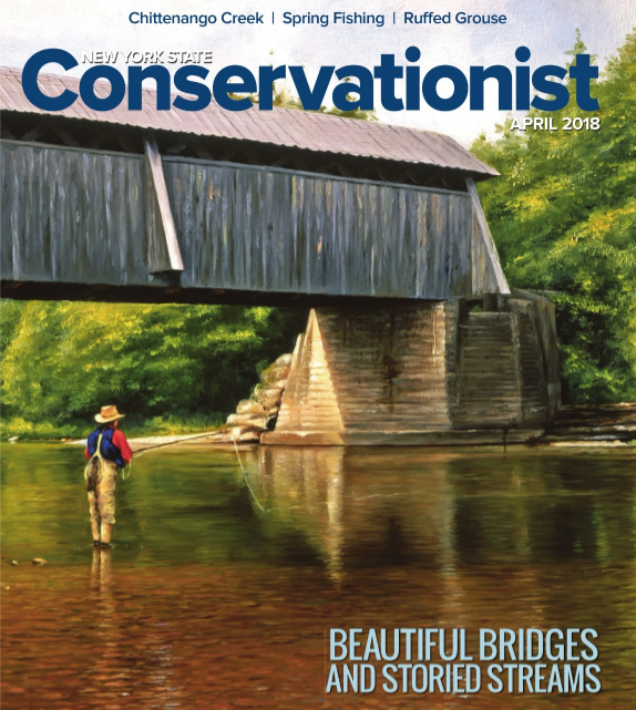 NYS Conservationist April 2018