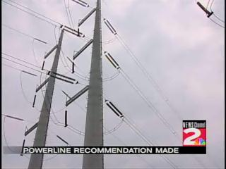 Public Service Commission staff recommends NYRI power line follows Marcy