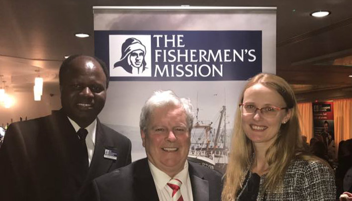 Well done to the Fishermen's Mission in Fleetwood for pulling together such a great fundraiser at Fleetwood Town FC the other day.         The FishermenÂ's Mission is the only fishermenÂ's charity that provides emergency support alongside practical, financial, spiritual and emotional care. They help...