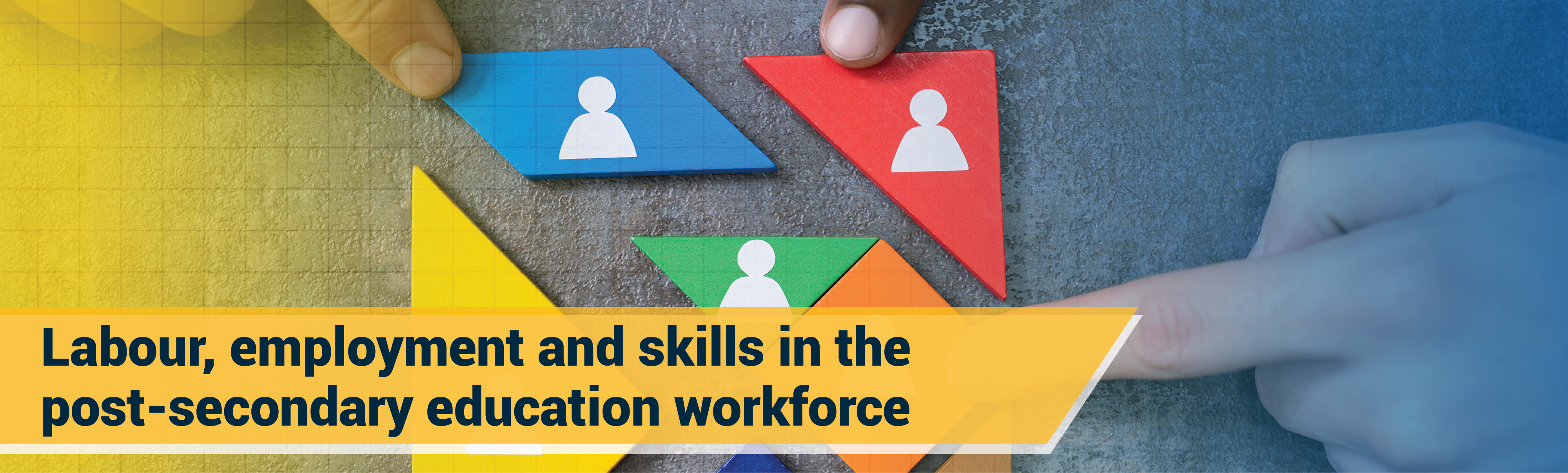 Labour, employment and skills in the post-secondary education workforce