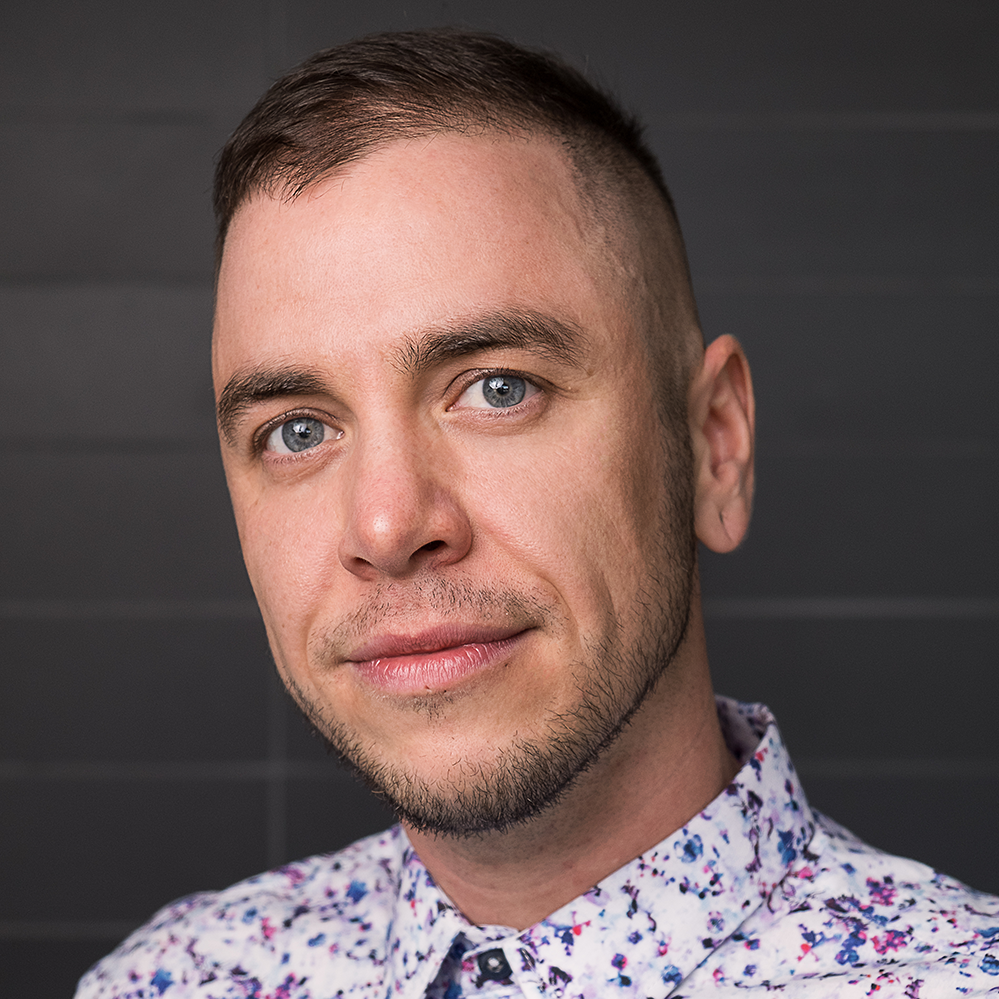 Tobias Wiggins Portrait