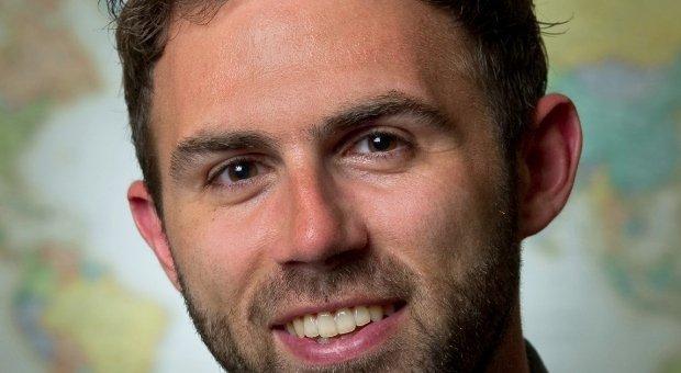 Photo of Phillip Hammack smiling