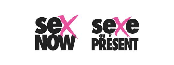 Sexe aux présent logo