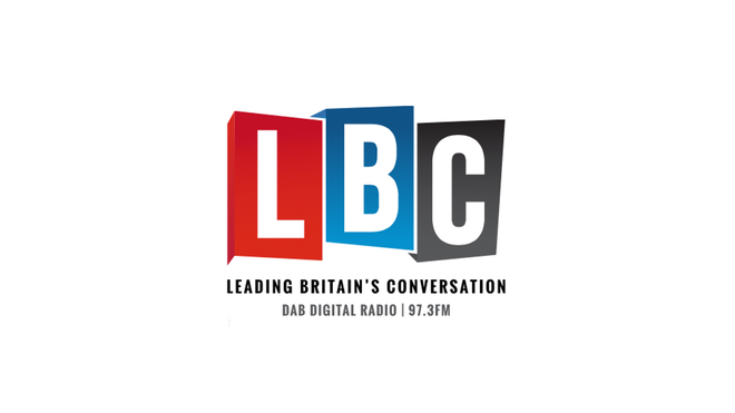 Aisling Goodison on LBC 09 June 2019